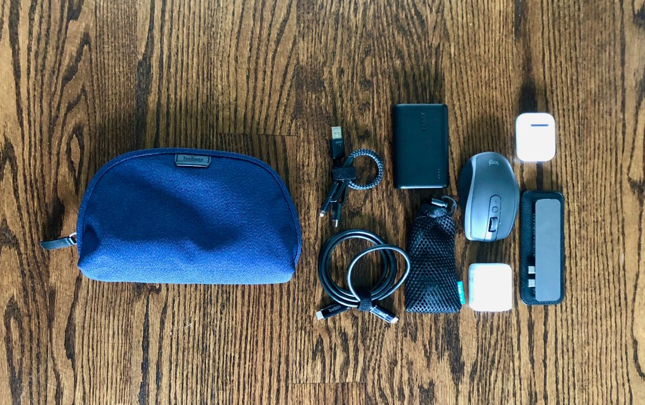 Bellroy Classic Pouch Review